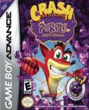 Carátula de Crash Bandicoot Purple: Ripto's Rampage