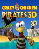 Carátula de Crazy Chicken Pirates 3D