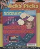 Carátula de Crazy Nick's Pick: Parlor Games with Laura Bow