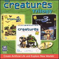 Caratula de Creatures Trilogy, The para PC