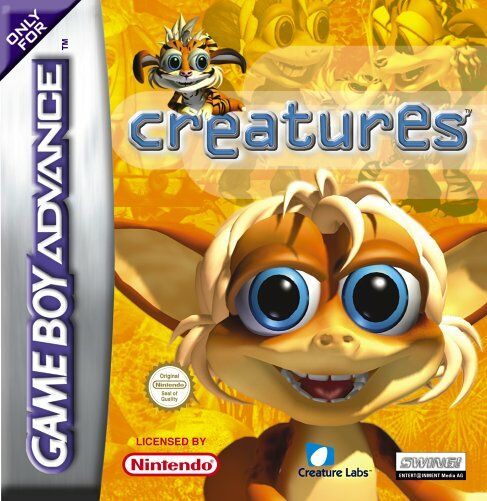 Caratula de Creatures para Game Boy Advance
