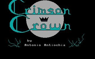 Pantallazo de Crimson Crown, The para PC