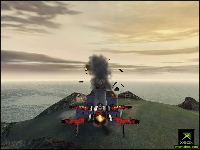 Pantallazo de Crimson Skies: High Road to Revenge para Xbox