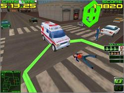 Pantallazo de Crisis Team: Ambulance Driver para PC