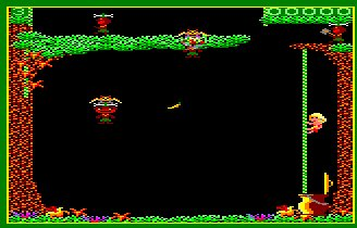 Pantallazo de Croc' Madam' / Jungle Jane para Amstrad CPC