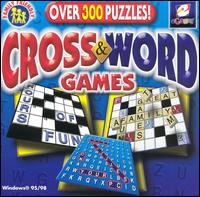 Caratula de Cross & Word Games para PC