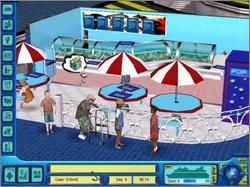 Pantallazo de Cruise Ship Tycoon para PC