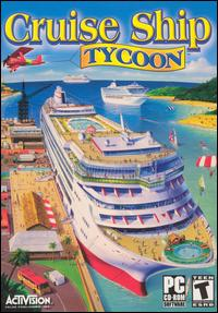 Caratula de Cruise Ship Tycoon para PC