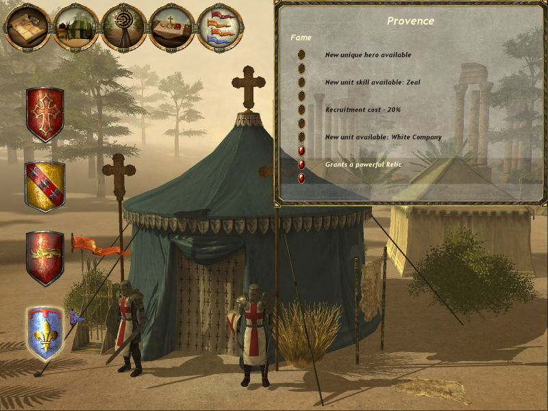 Pantallazo de Crusaders: Thy Kingdom Come para PC
