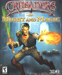 Caratula de Crusaders of Might and Magic para PC