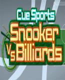 Caratula nº 133912 de Cue Sports: Snooker Vs Billiards (400 x 213)