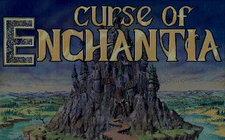 Pantallazo de Curse of Enchantia para PC