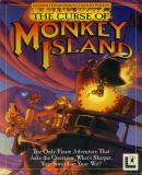 Carátula de Curse of Monkey Island, The