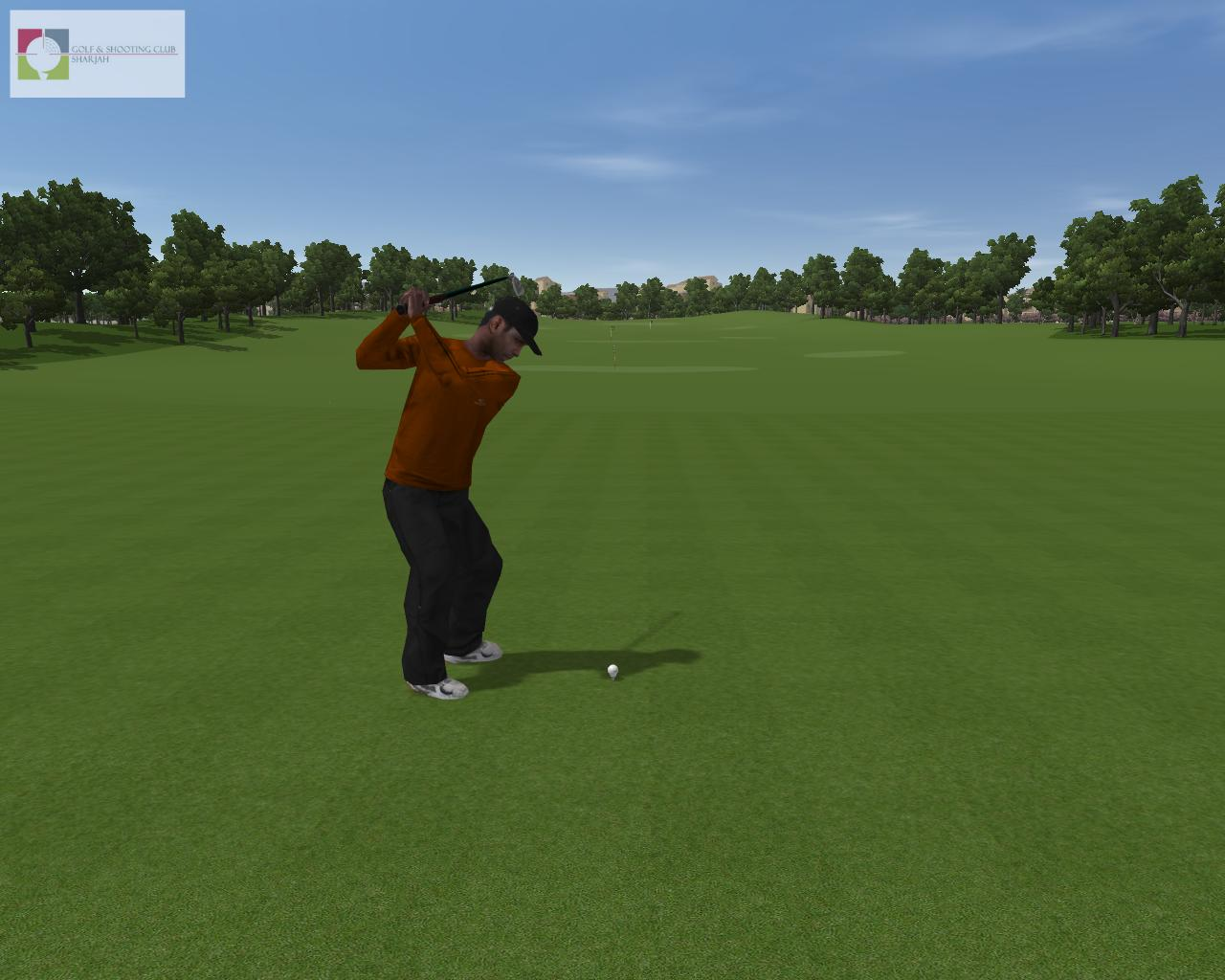 Pantallazo de CustomPlay Golf 2009 para PC