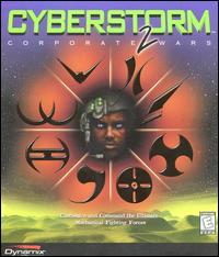 Caratula de CyberStorm 2: Corporate Wars para PC