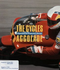 Caratula de Cycles, The: International Grand Prix Racing para Amiga