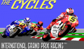 Foto 1 de Cycles: International Grand Prix Racing, The