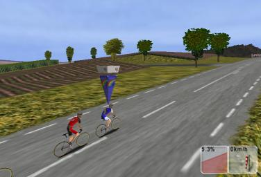 Pantallazo de Cycling Manager para PC