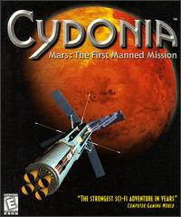 Caratula de Cydonia -- Mars: The First Manned Mission para PC