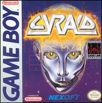 Caratula de Cyraid para Game Boy