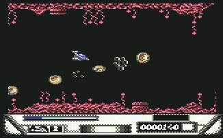 Pantallazo de D.N.A. Warrior para Commodore 64
