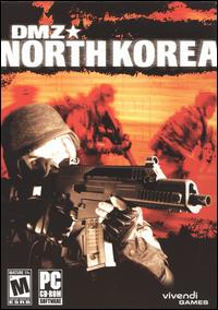 Caratula de DMZ: North Korea para PC