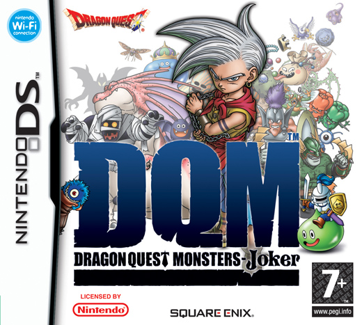 Caratula de DQM - Dragon Quest Monsters: Joker para Nintendo DS
