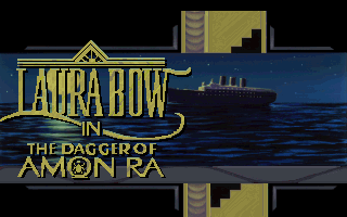 Pantallazo de Dagger of Amon Ra, The para PC
