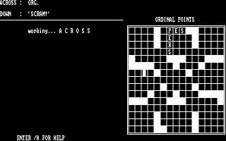 Pantallazo de Daily Crossword Puzzles from The New York Times para PC