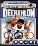 Caratula nº 15467 de Daley Thompson's Decathlon (182 x 261)