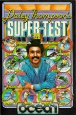 Caratula de Daley Thompson's Supertest para Spectrum