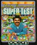 Carátula de Daley Thompson's Supertest