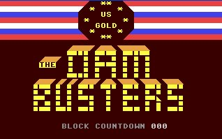 Pantallazo de Dam Busters, The para Commodore 64