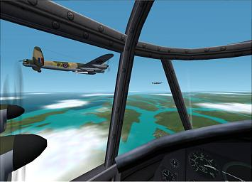 Pantallazo de Dam Busters, The para PC