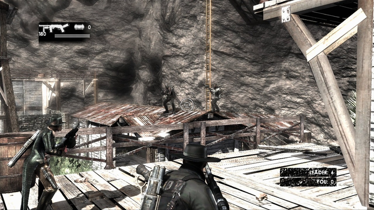 Pantallazo de Damnation para PlayStation 3