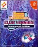 Carátula de Dance Dance Revolution CLUB VERSION: Dreamcast Edition