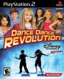 Carátula de Dance Dance Revolution Disney Channel Edition