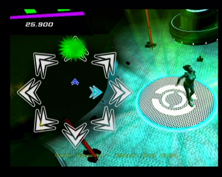 Pantallazo de Dance Party Club Hits para PlayStation 2