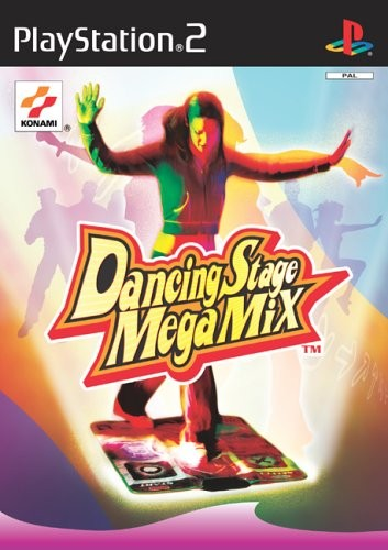 Caratula de Dancing Stage MegaMix para PlayStation 2