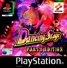 Caratula de Dancing Stage Party Edition para PlayStation