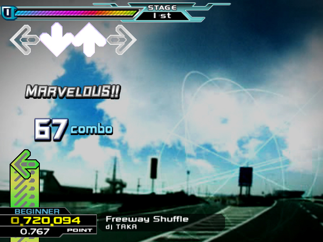 Pantallazo de Dancing Stage SuperNova 2 para PlayStation 2