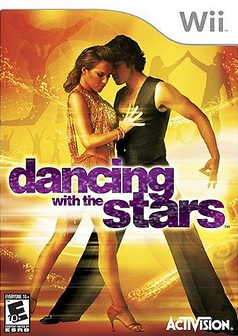 Caratula de Dancing with the Stars para Wii