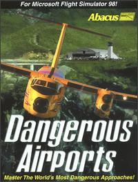 Caratula de Dangerous Airports para PC
