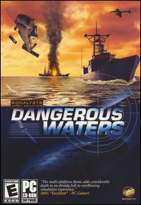 Caratula de Dangerous Waters para PC