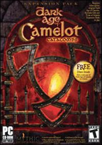 Caratula de Dark Age of Camelot: Catacombs para PC