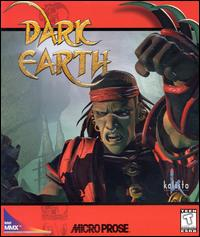 Caratula de Dark Earth para PC