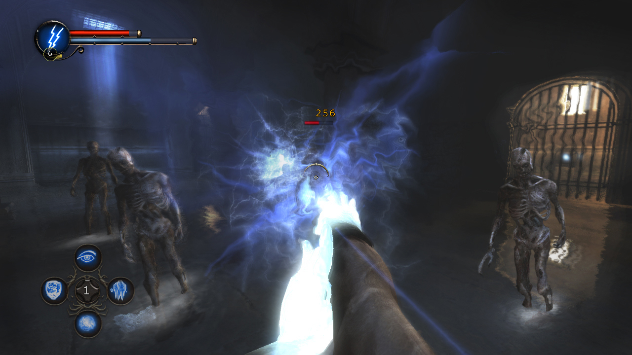 Pantallazo de Dark Messiah of Might & Magic: Elements para Xbox 360