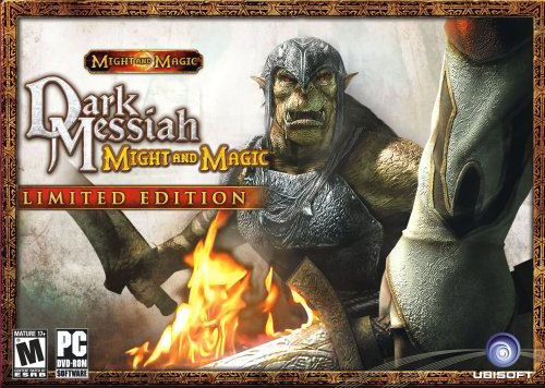 Caratula de Dark Messiah of Might & Magic: Limited Edition para PC