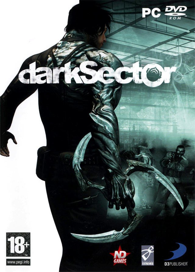 Caratula de Dark Sector para PC