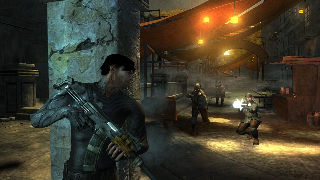 Pantallazo de Dark Sector para PlayStation 3